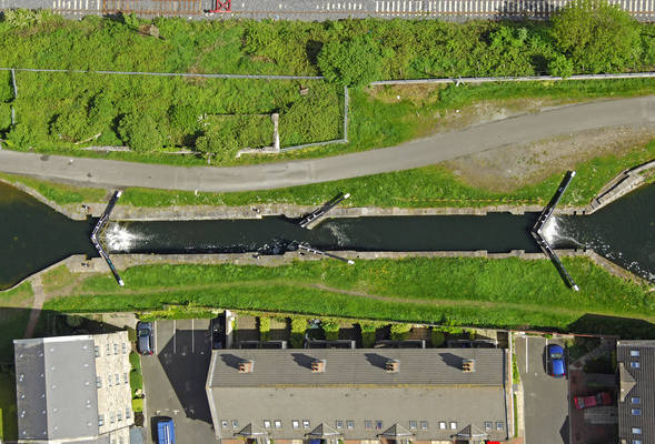 Royal Canal Lock 6