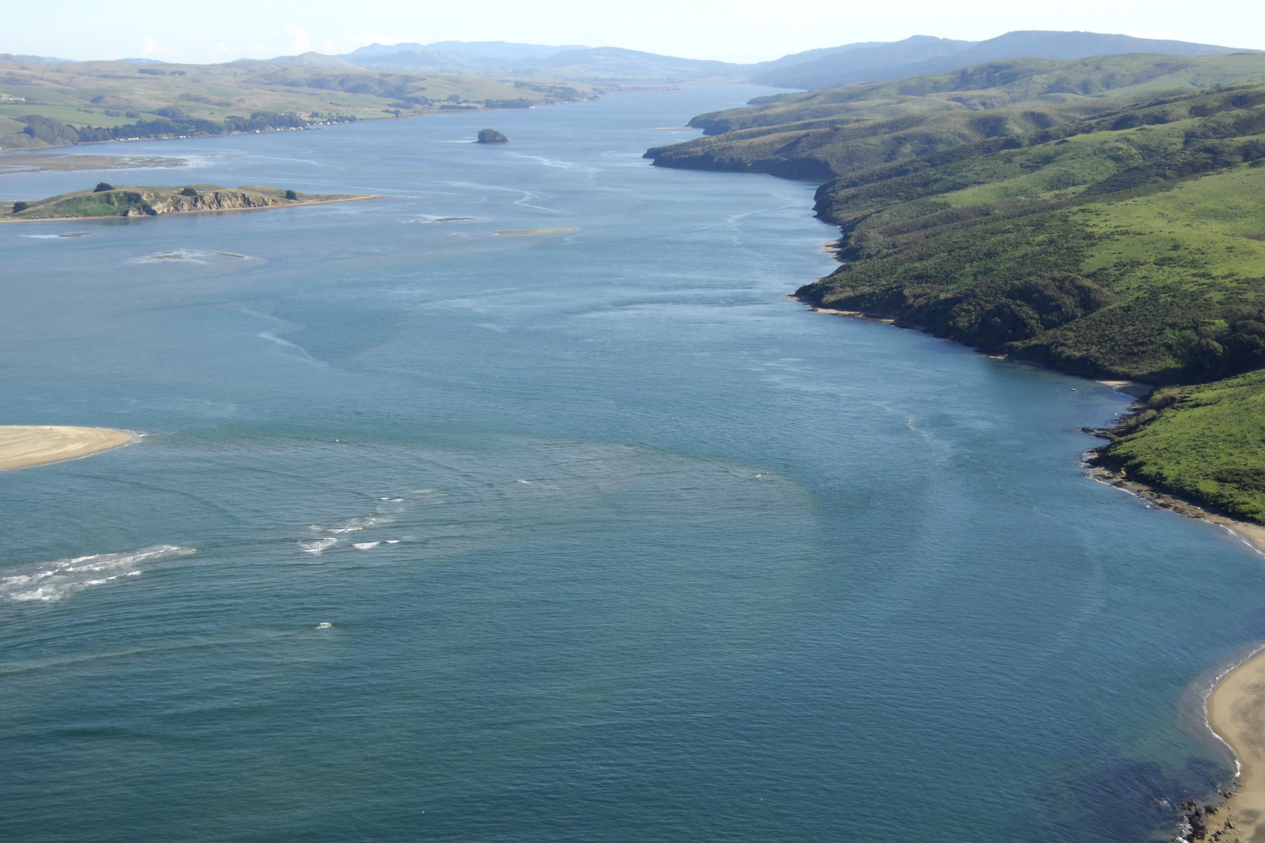 Tomales Bay Inlet In Ca United States Inlet Reviews