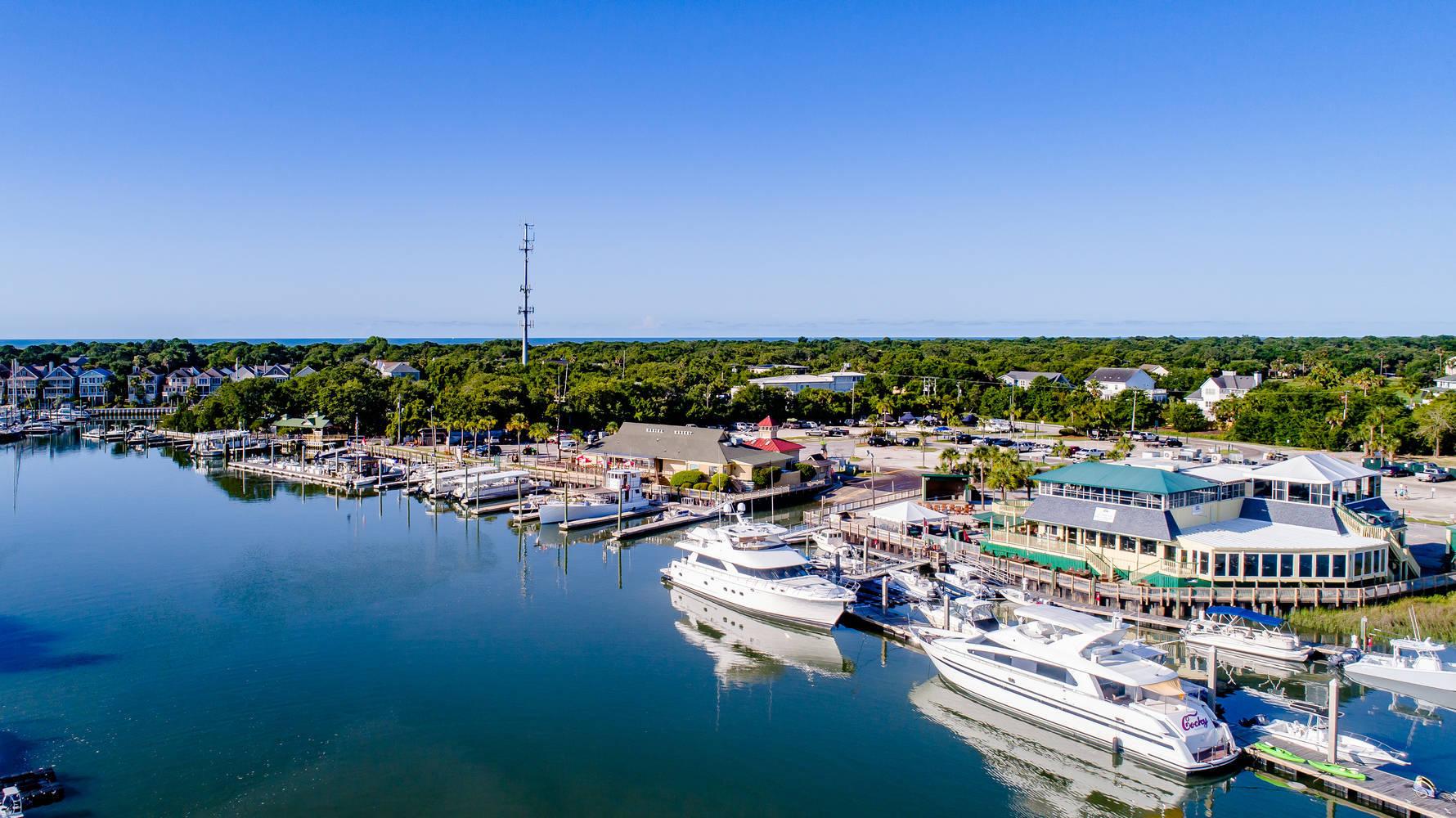 Isle Of Palms Marina Slip Dock Mooring Reservations Dockwa