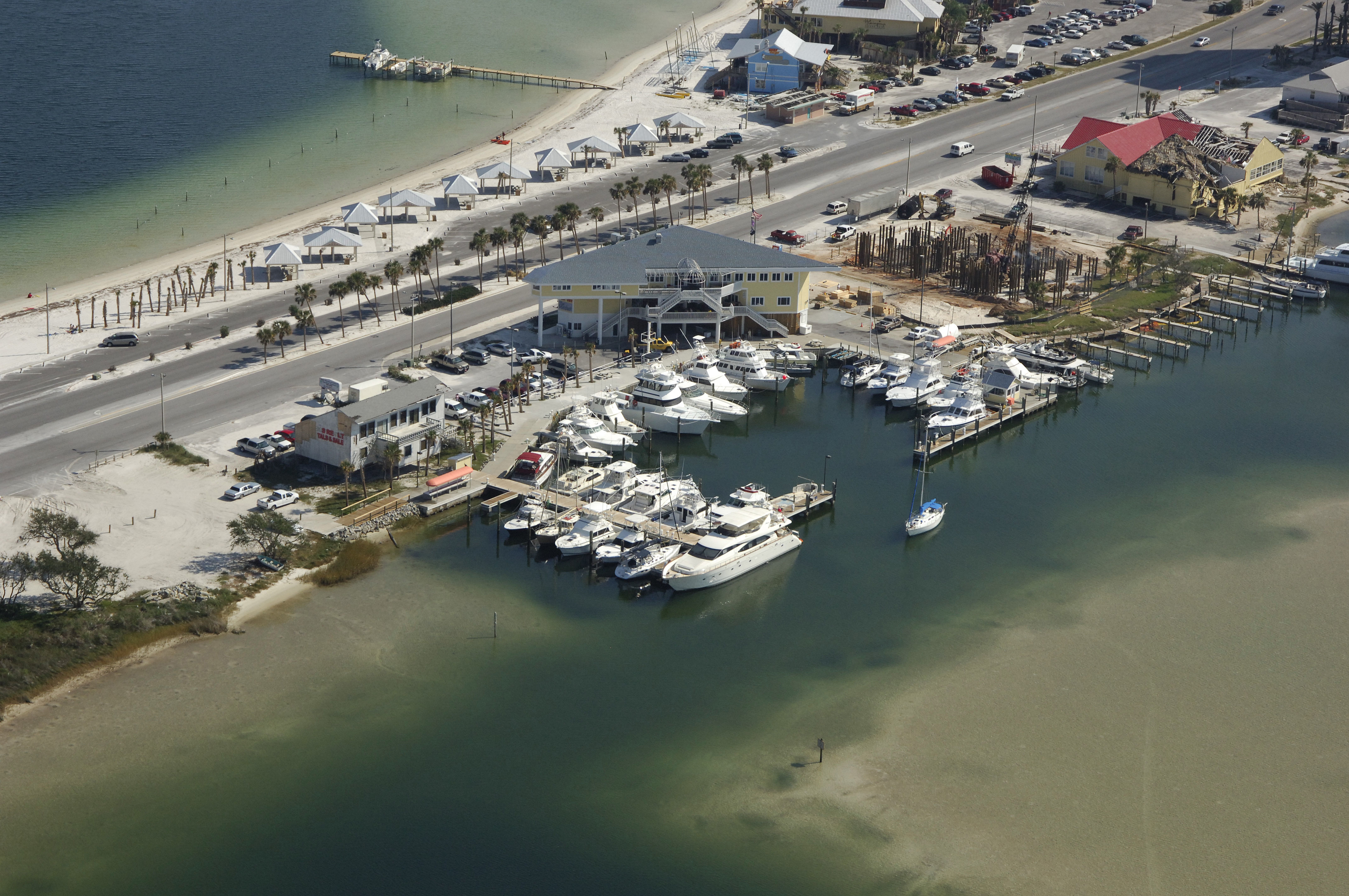 Pensacola Beach Marina in Pensacola Beach, FL, United ...