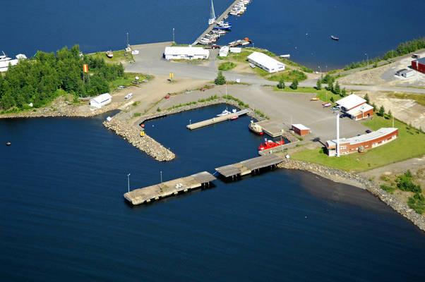 Virpipera Fishing Harbour