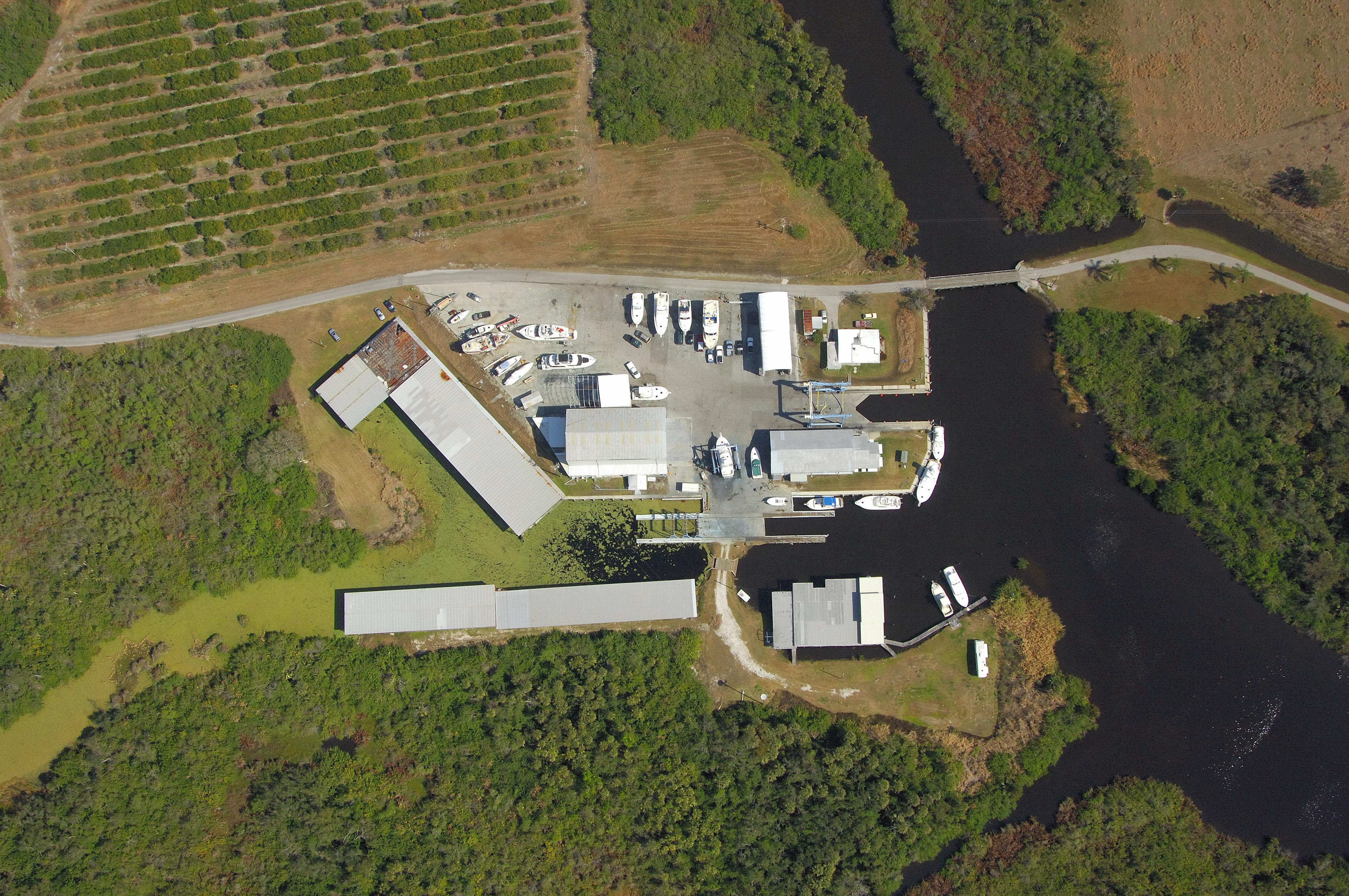 Owl Creek Boat Works Amp Storage In Alva Fl United States
