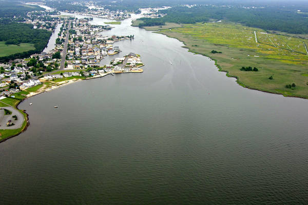 Forked River Inlet