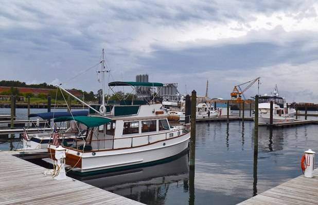 Cape Charles Town Harbor