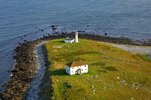 Pease Island Lighthouse