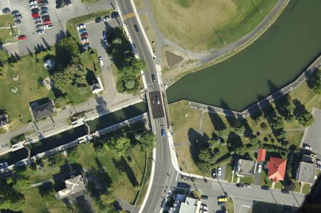 Pont Tournant Swing Bridge 1