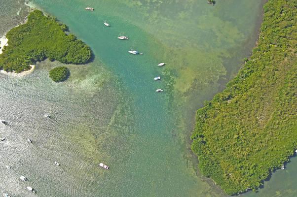 Benner Bay Inlet