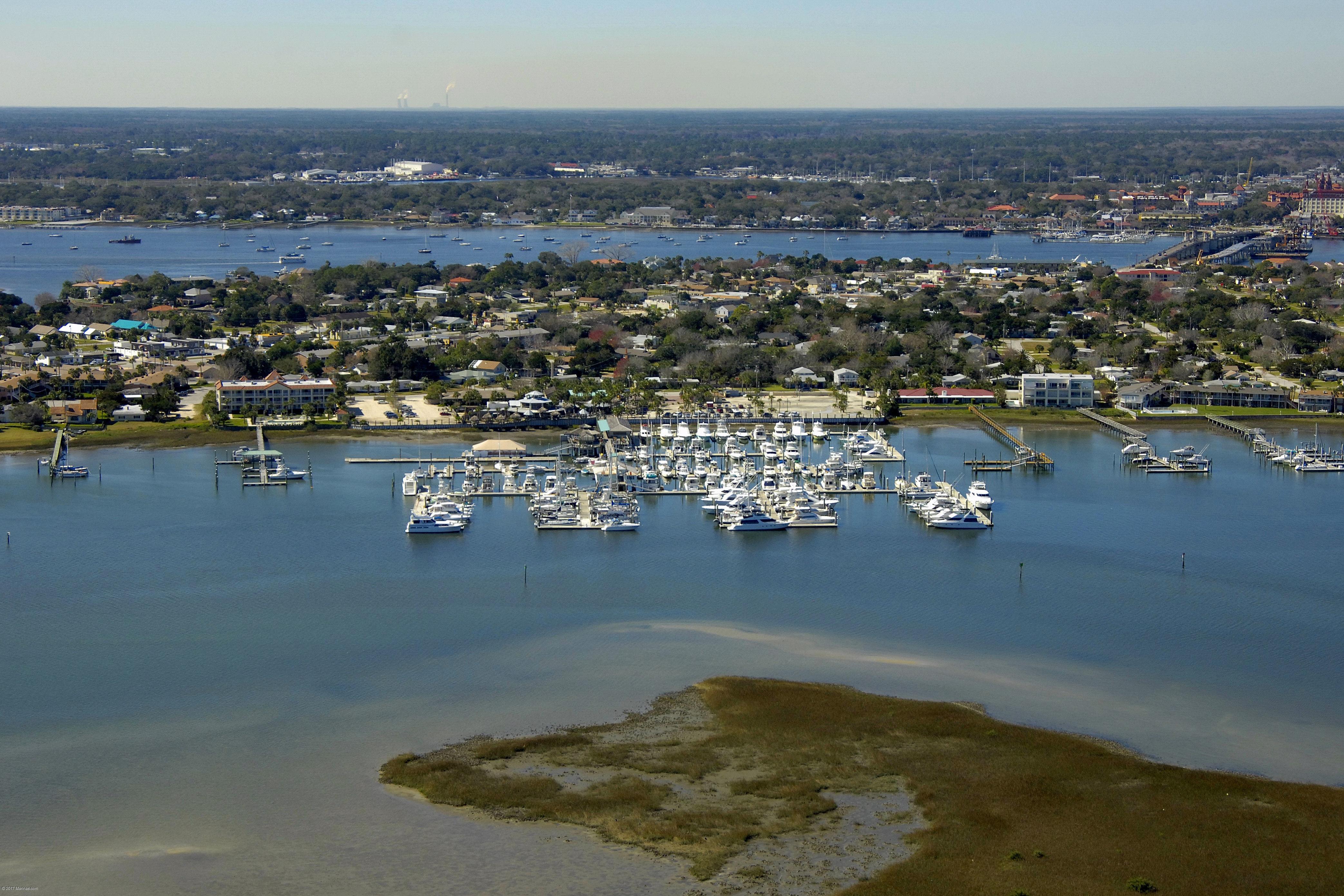 Conch House Marina Resort In St Augustine Fl United