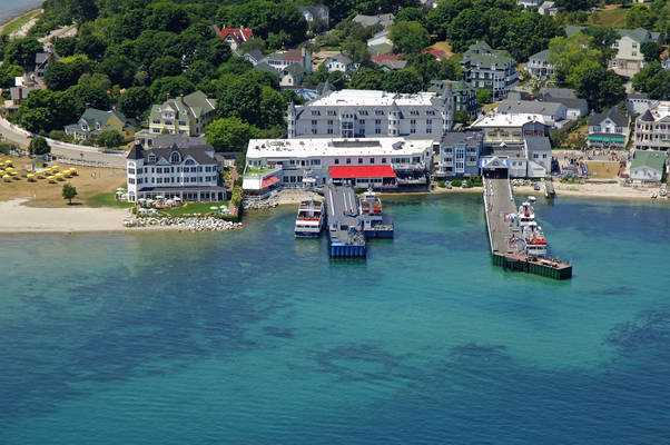 Mackinac Island Star Line Ferry