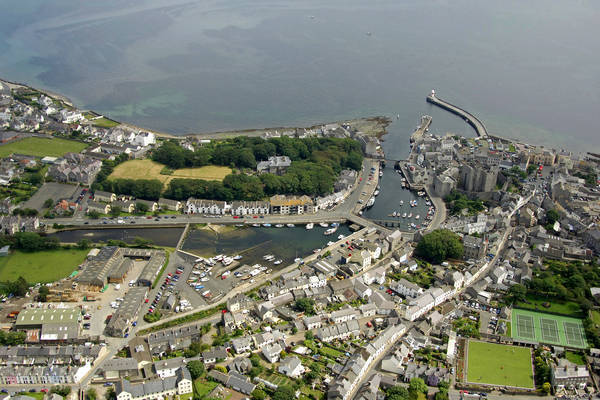 Castletown Harbour