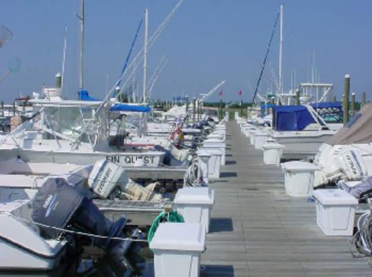 Sheltered Cove Marina