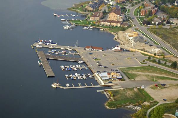 Historic Port Of Penetanguishene