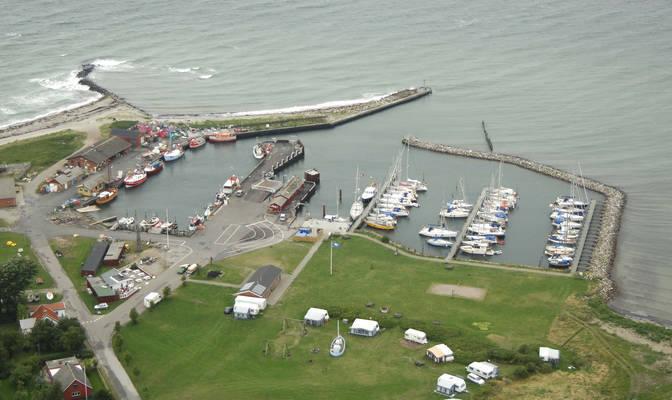 Omø Havn