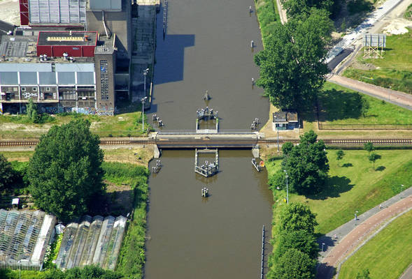 Spoorbrug Bridge 2