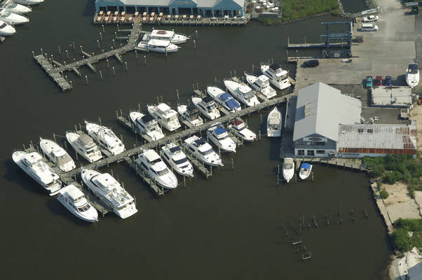 Harrison Yacht Sales