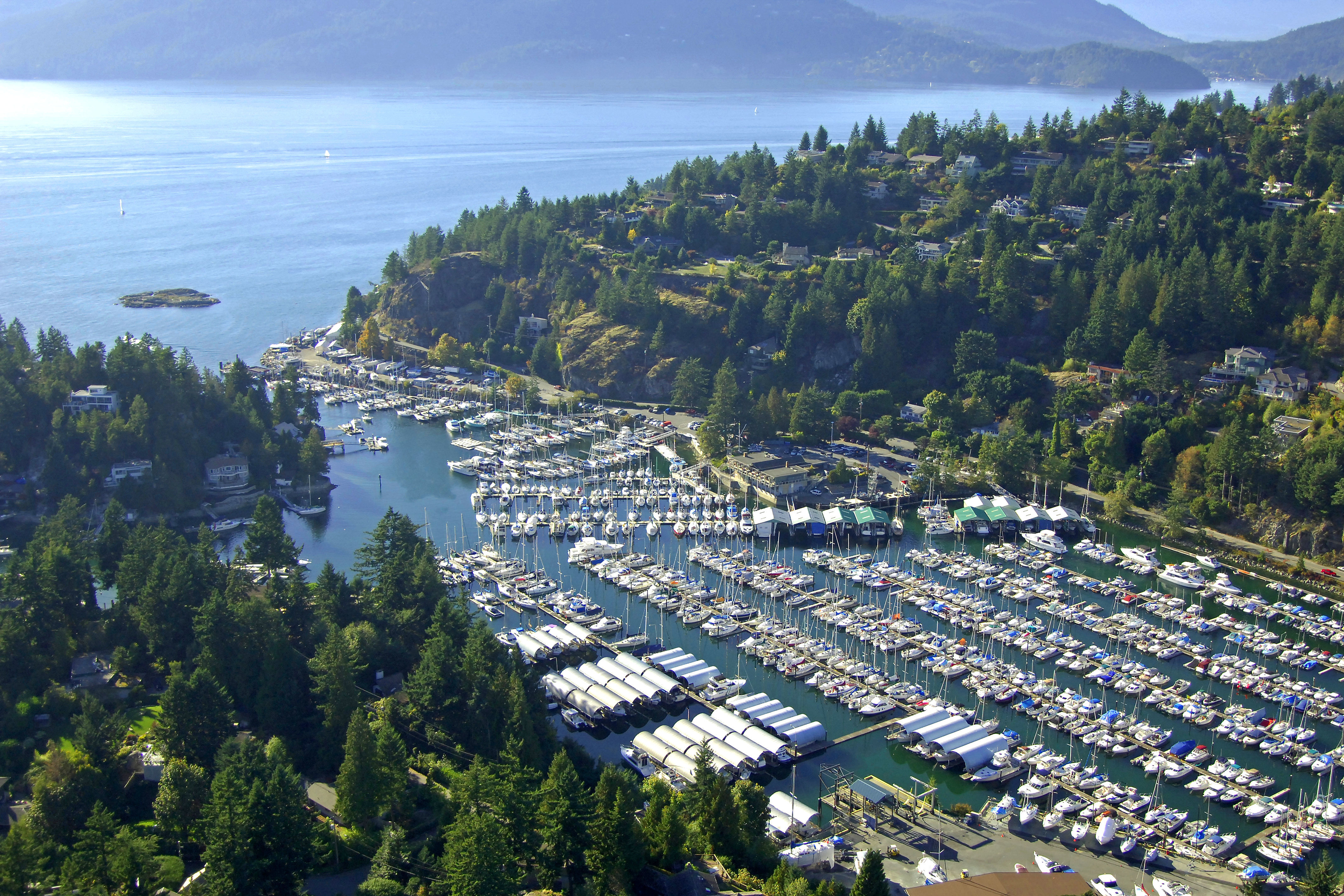 West Vancouver Yacht Club In West Vancouver Bc Canada