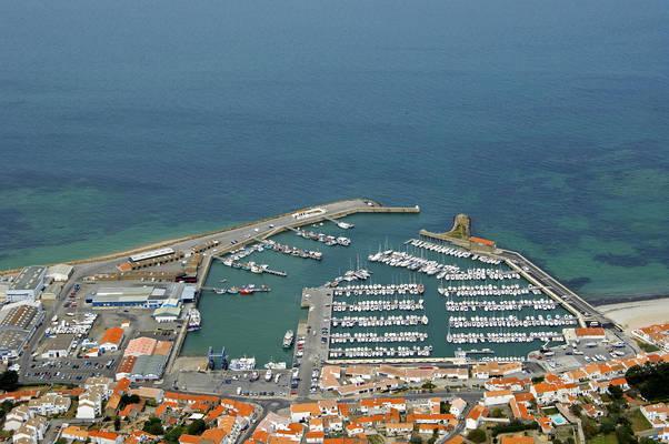 L'Herbaudiere Marina