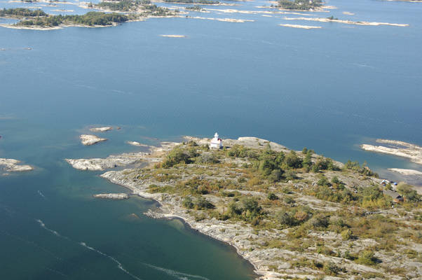 Jones Island Light (Jones Island Range Rear Light)