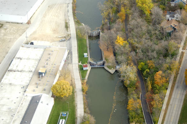 Fox River Lock 13