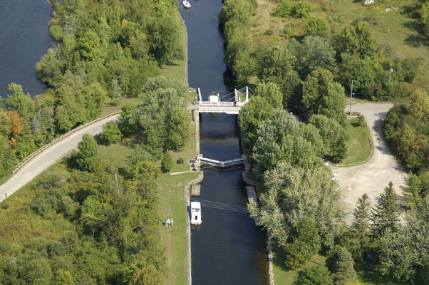 Rideau River Lock 19