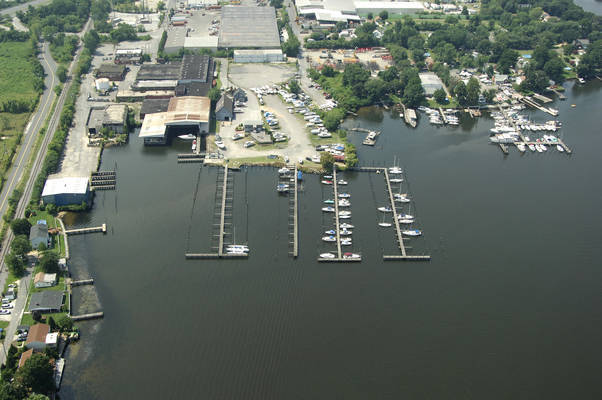 Sheltered Harbor Marina