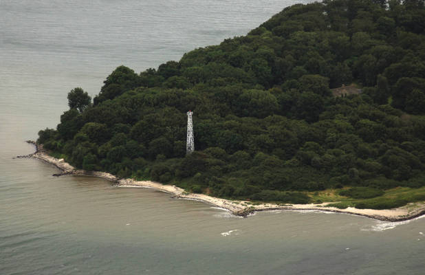 Trelde Naes Lighthouse