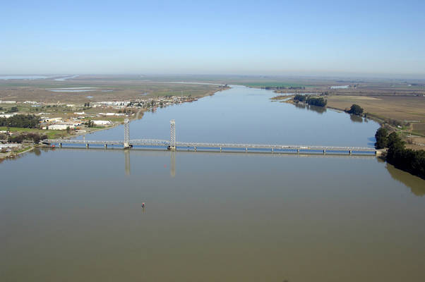 Rio Vista Lift Bridge