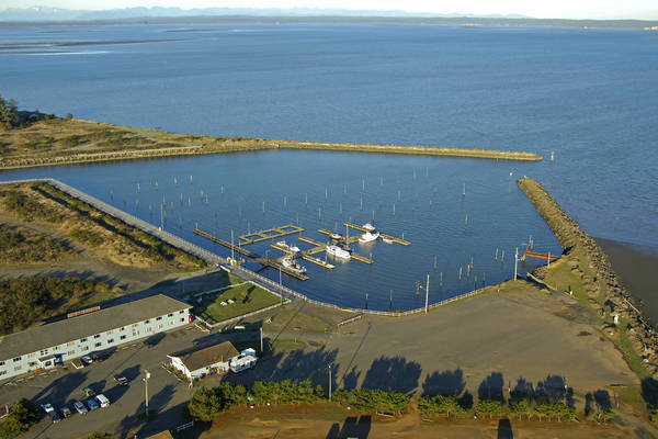 Quinault Marina & RV Resort