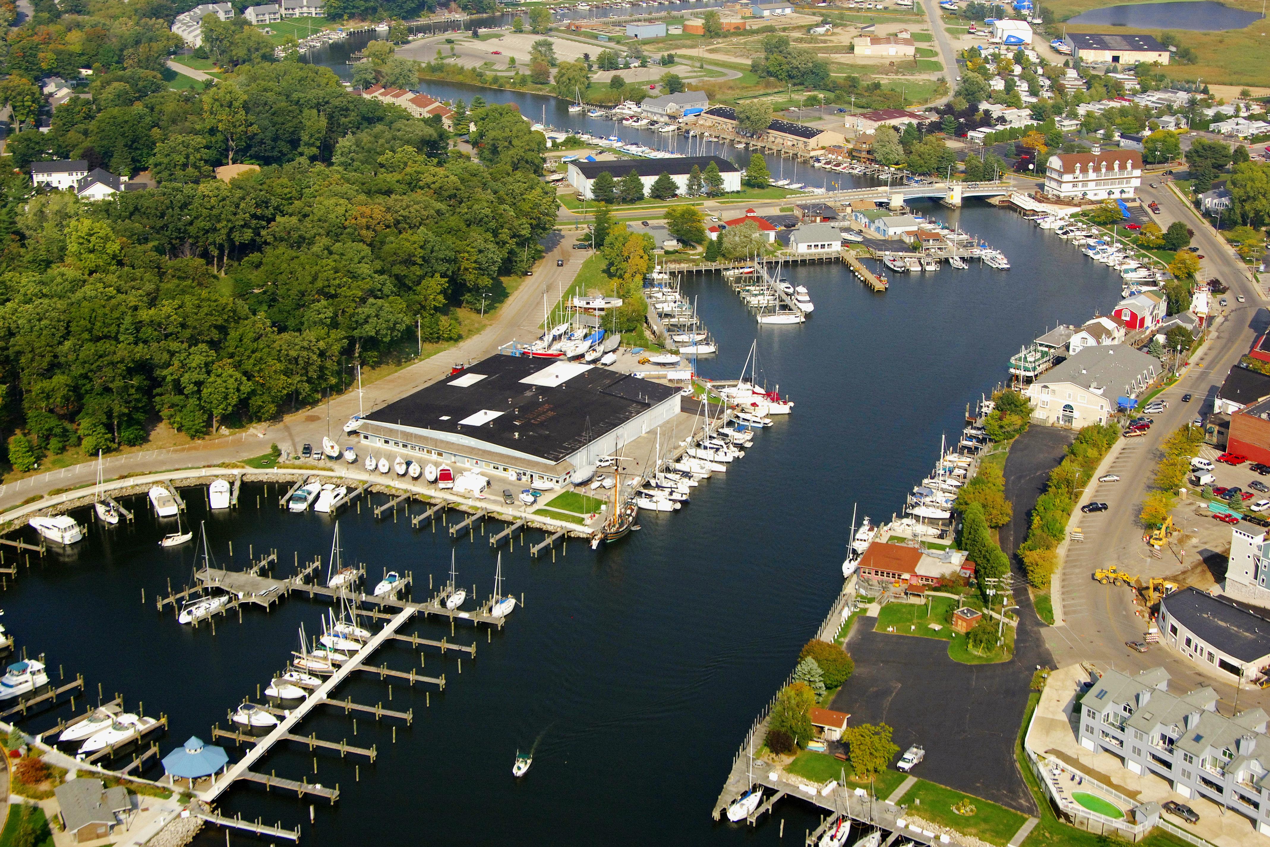 All Seasons Marine Inc in South Haven, MI, United States - Marina