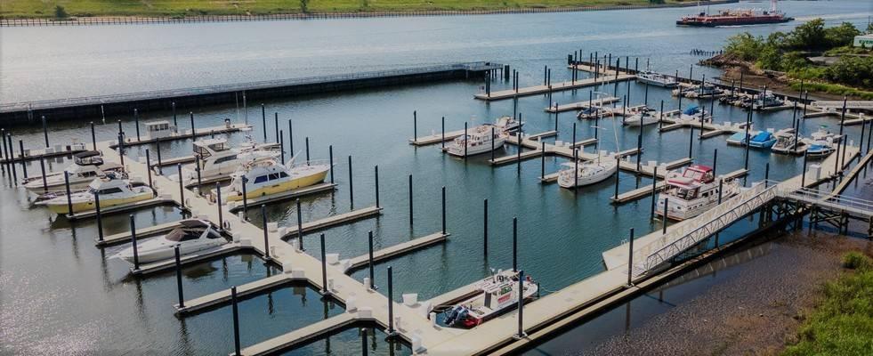 Carteret Waterfront Marina