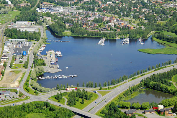 Mikkeli Harbour