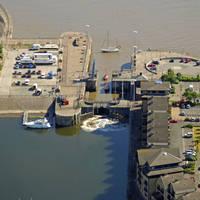 Liverpool Marina Lock