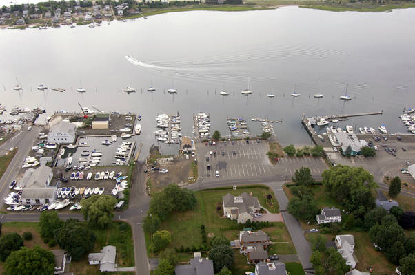 Clinton Town Dock