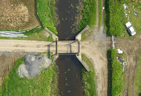 Royal Canal Drawbridge