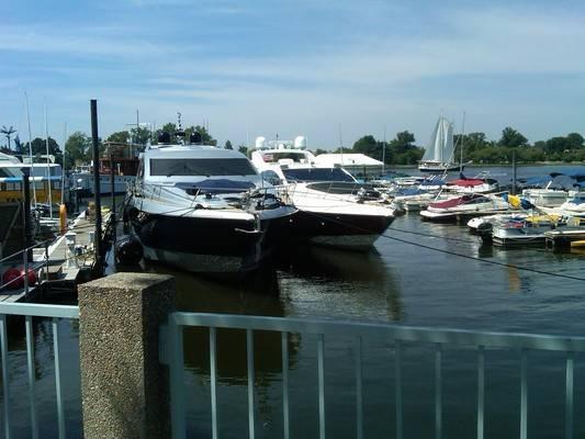 Wharf Gangplank Marina