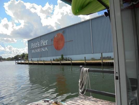 Pete's Pier Marina