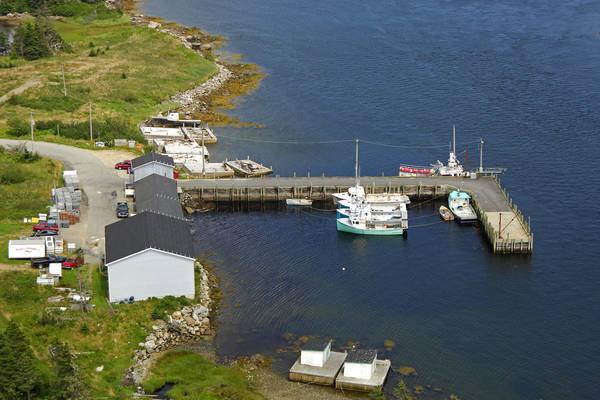 Huskins Fisheries Wharf