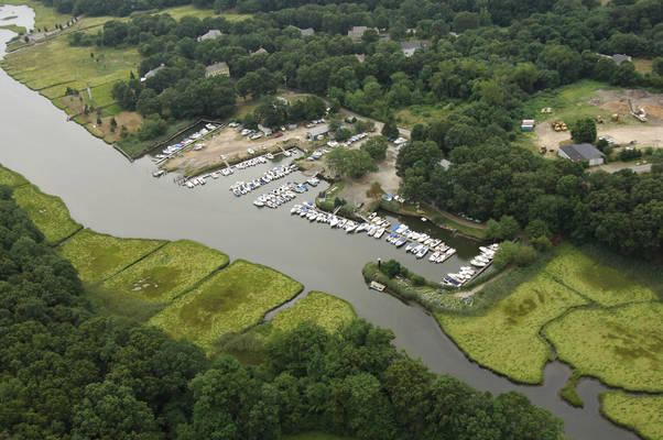 Four Mile River Marina