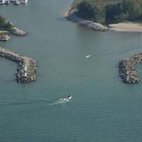 Geneva OnThe Lake State Park Marina Inlet