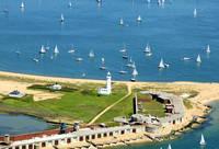 Hurst Point Light (Hurst Point High Lighthouse)