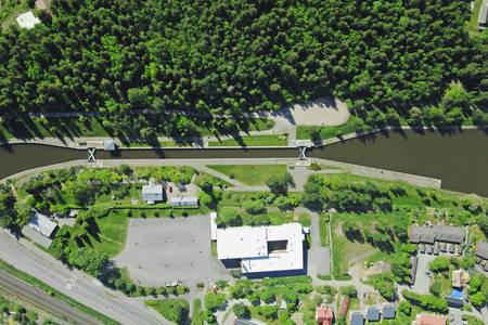 Lempaalan Kanava Lock