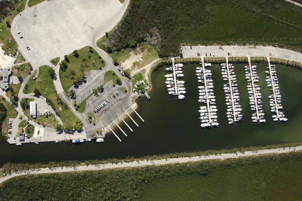 Herbert Hoover Marina at Homestead Bayfront Park