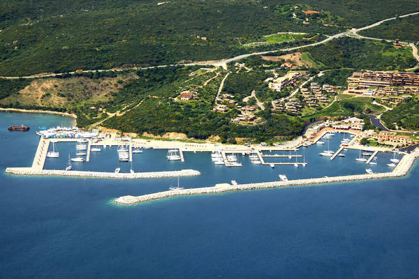 Marina Di Portisco Marina