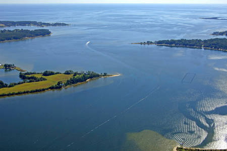 Wicomico River Inlet