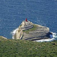 Bonifacio Pointe De La Madonetta Light