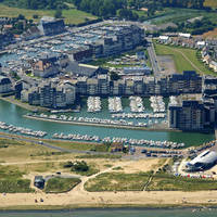 Courseulles Sea Marina