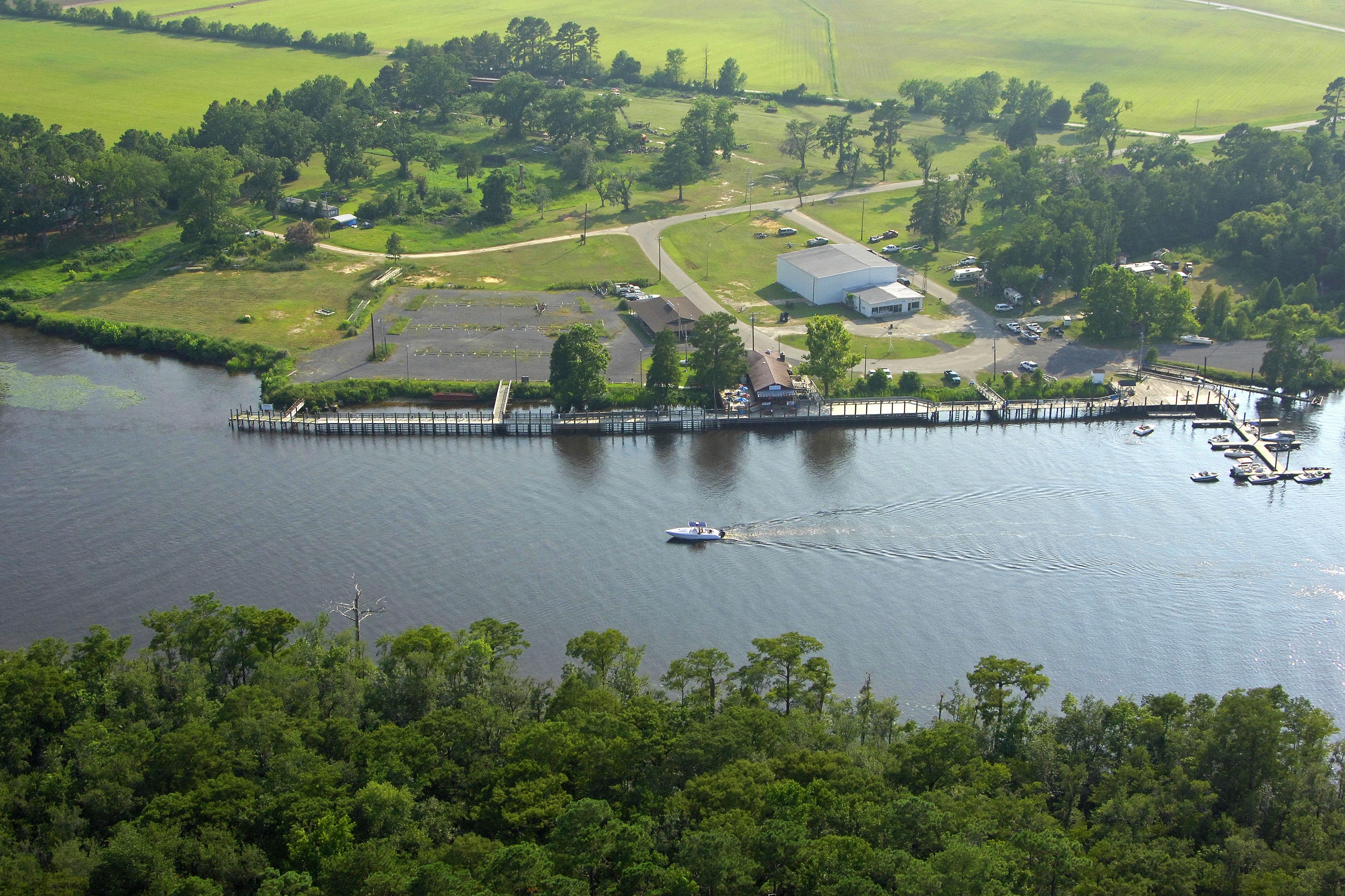 Bucksport Plantation Marina and RV Resort in Conway, SC, United