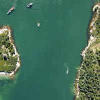 Deer Island Thorofare West Inlet