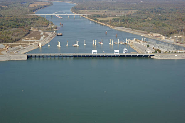 Kentucky Lock Dam
