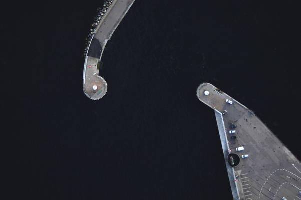 Helsingor Statshavn Inlet